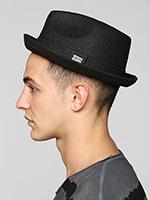Шляпа BAILEY арт. 81670 BILLY (темно-коричневый)